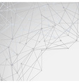Modern networking background concept vector image