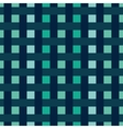 Abstract pattern with interwoven stripes vector image vector image