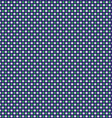 navy green dots vector image vector image