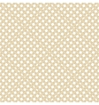 beige paper lattice abstract seamless Monochrome vector image vector image
