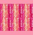 grunge brushstrokes watercolor seamless pattern vector image