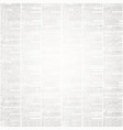 newspaper paper background with space for text vector image vector image