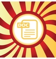 DOC file abstract icon