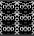seamless simple oriental pattern background vector image