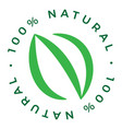 100 natural product icon logo