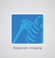 Diagnostic Imaging Poster vector image