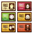 Free labels vector | Price: 1 Credit (USD $1)