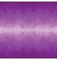 Purple Mosaic Background vector image
