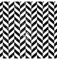 vintage seamless chevron pattern textured vector image vector image