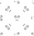 avemarie pasta pattern seamless vector image