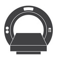 computer tomography icon vector image