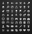 Icons for software or websites vector | Price: 1 Credit (USD $1)