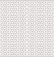 subtle seamless grid pattern light grey and white vector image vector image