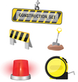Construction Symbol Icon Object Set B vector image