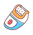 epilator color icon home depilation procedure