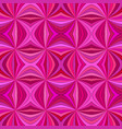 pink seamless abstract psychedelic curved stripe vector image vector image