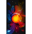 abstract dark mobile phone backgrounds with flower