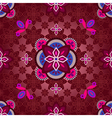 bright indian pattern vector image vector image