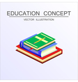 concept education 26 vector image