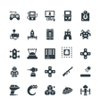 Gaming Cool Icons 1 vector image vector image