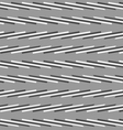 Monochrome pattern with white and gray diagonal vector image vector image