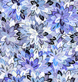 Multicolored Seamless Floral Pattern vector image
