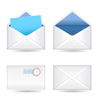 Mails set vector | Price: 1 Credit (USD $1)