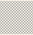 mesh seamless pattern simple geometric texture vector image vector image