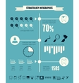 Stomatology Infographic Template vector image