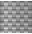 Brushed metal geometric pattern vector image