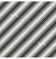 ornate stripes vector image vector image