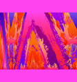 vibrant painting abstract background vector image vector image