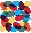 Speech Baloons vector image