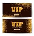 vip banners banner banner design vector image