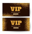 VIP banners VIP banner VIP banner design vector image