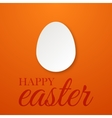 Happy Easter design EPS 10 vector image
