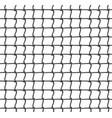 tennis net seamless pattern background vector image