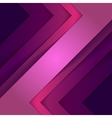 Abstract purple triangle shapes background vector image vector image