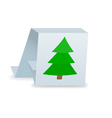 tree1 vector image vector image