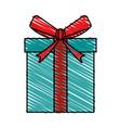giftbox vector image vector image