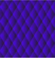 Purple triangles background vector image
