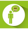 Symbol recycle cart buy design