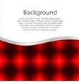 abstract background booklet list vector image