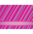 holiday stripes background vector image vector image
