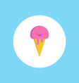 ice cream icon sign symbol vector image vector image
