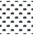 photo camera pattern vector image vector image