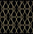 vintage 3d grid seamless pattern patterne vector image