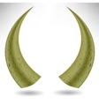 Animal Horns Isolated vector image vector image