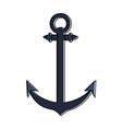 anchor nautical icon image vector image vector image