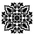 Antique ottoman turkish pattern design sixty seven vector image vector image